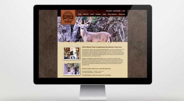 Website Development 10-2-4 Ranch
