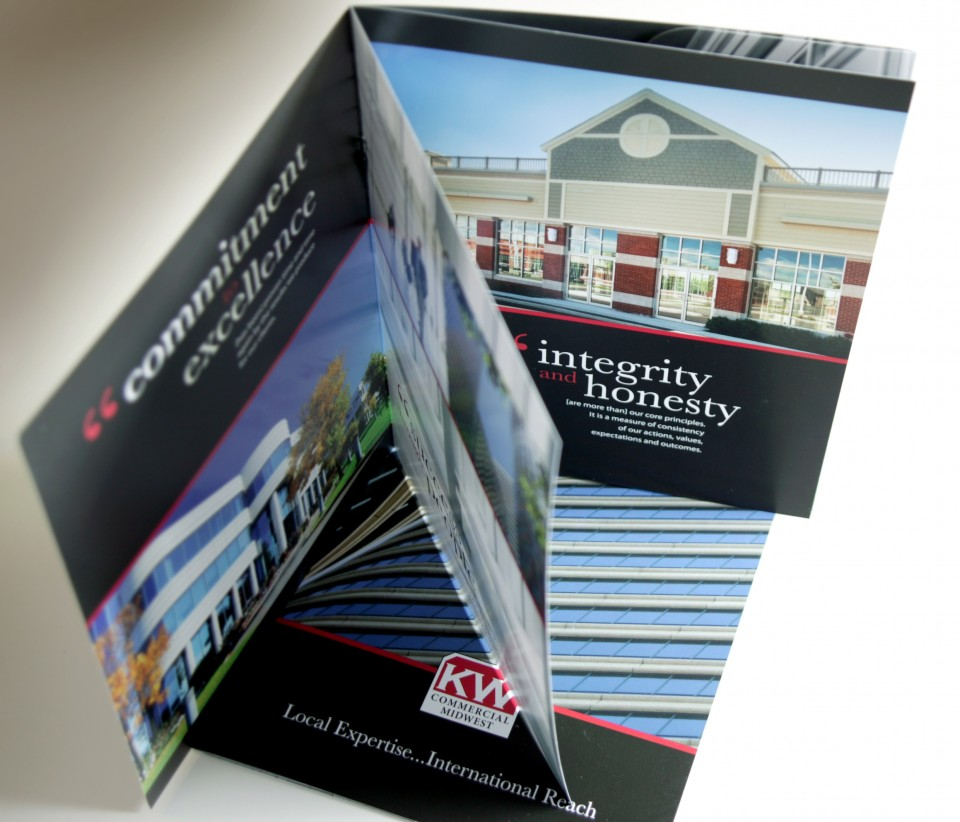 Our Work View Our Digital Print Web Projects: Brochure Design - Ensemble Creative