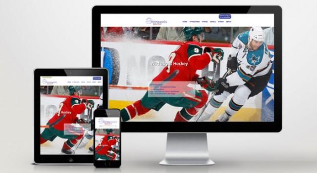 Website Development Visit Minneapolis South