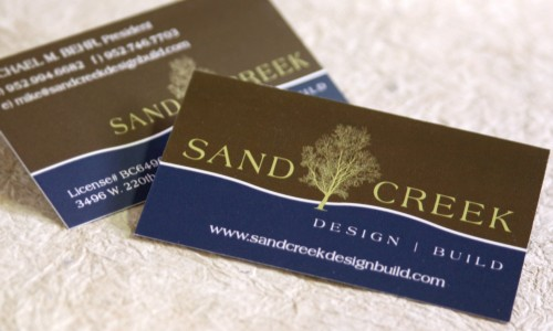 Sand Creek Design Build