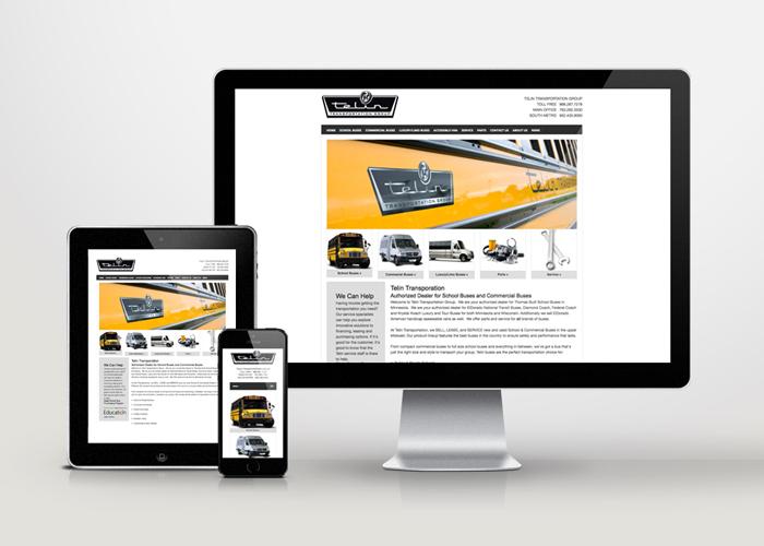 Bus Transportation Website