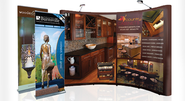 Trade Show Display Samples