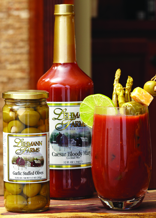 Food Photography Bloody Mary