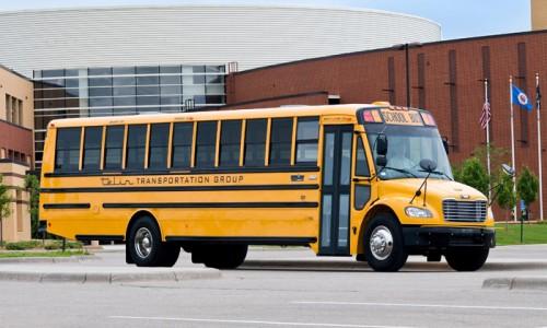 Telin School Bus Photography