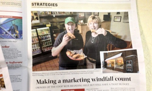 Business Journal Article