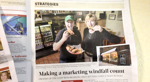 Ensemble Creative Featured in Minneapolis St. Paul Business Journal